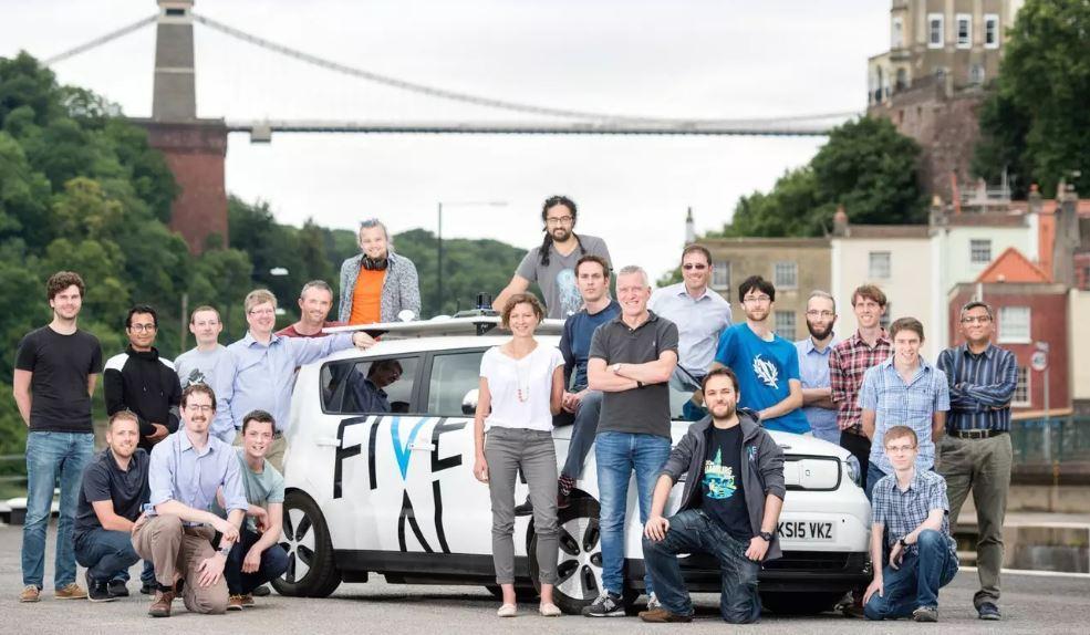Presto vedremo veicoli a guida autonoma anche per le strade di Londra