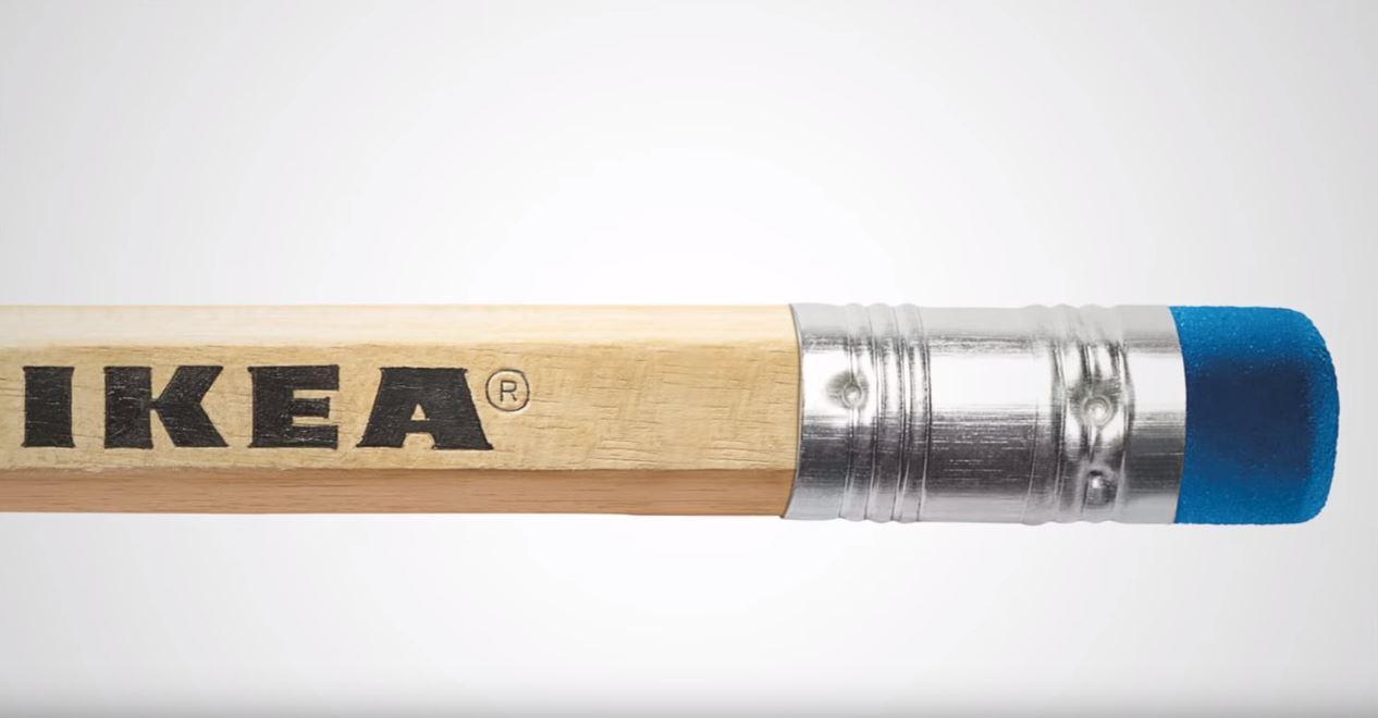 IKEA lancia il nuovo catalogo 2019, ma la vera novità è la matita in edizione limitata