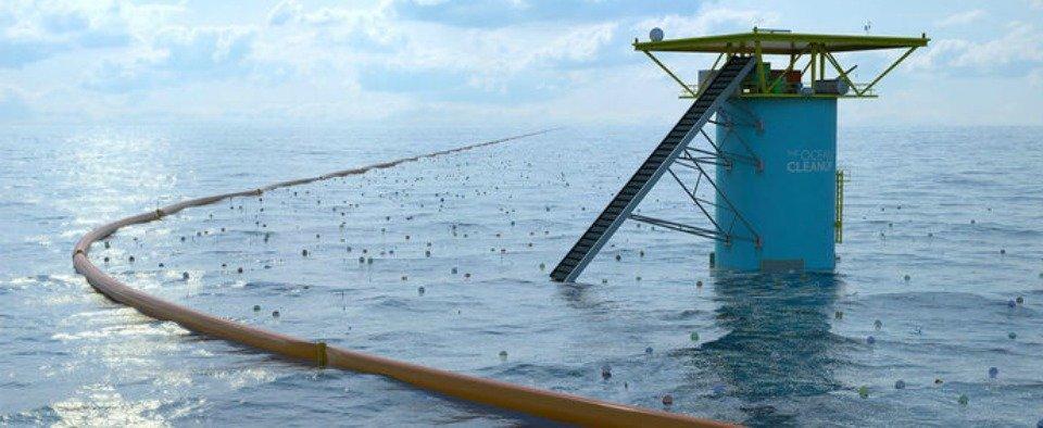 Questa startup vuole ripulire l'oceano dal 50% della plastica in cinque anni
