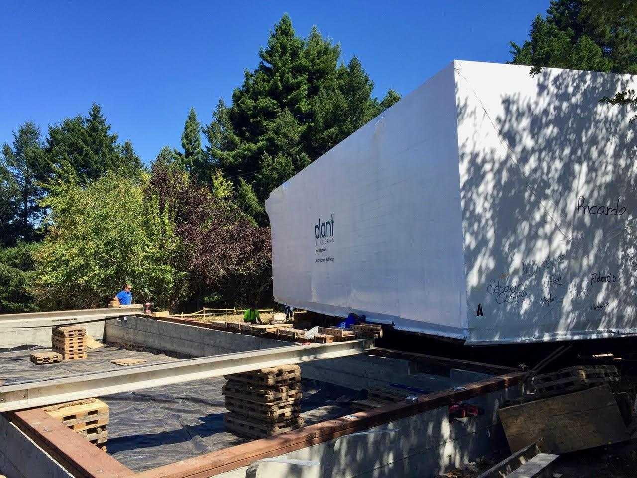 Amazon ha comprato una startup che fa case prefabbricate