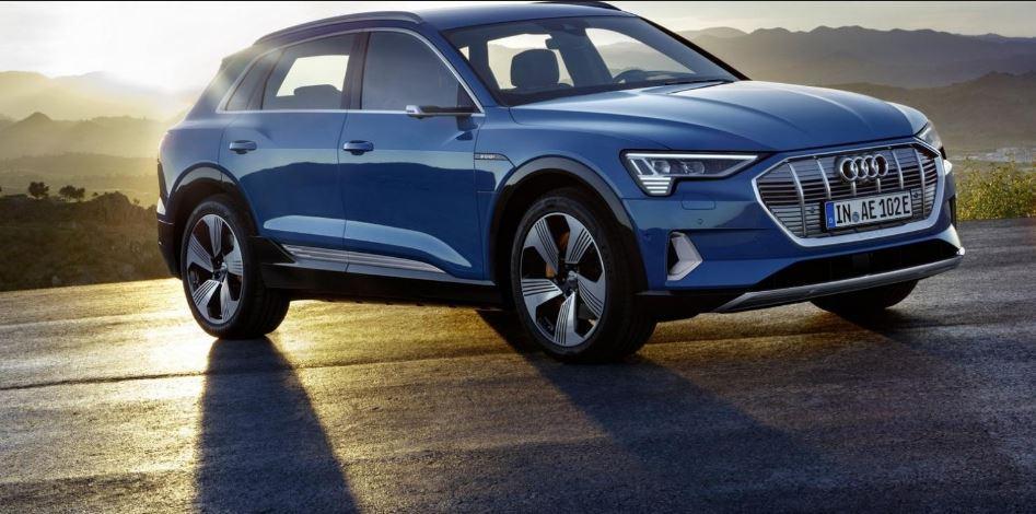 Arriva e-tron, il SUV elettrico di Audi che fa a gara con Tesla