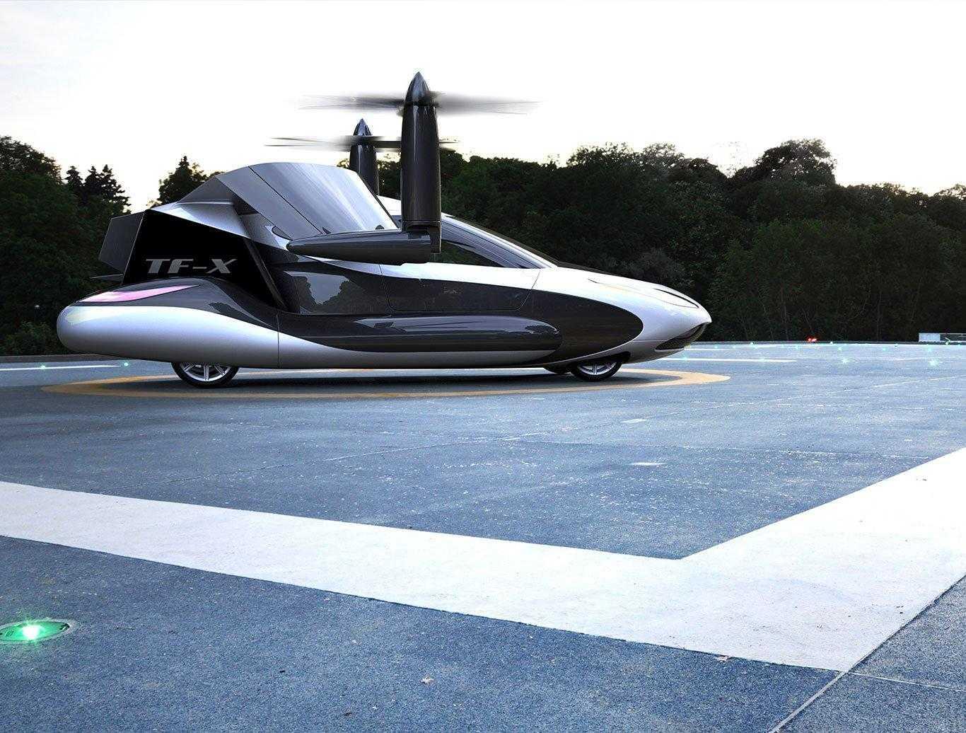 La prima auto volante sarà in vendita nel 2019 (dice il produttore)