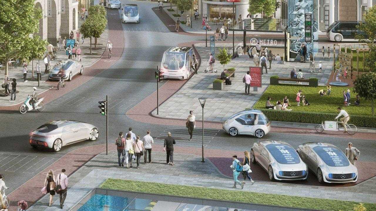 Bosch vuole provare il suo sistema di veicoli elettrici nell'area Expo