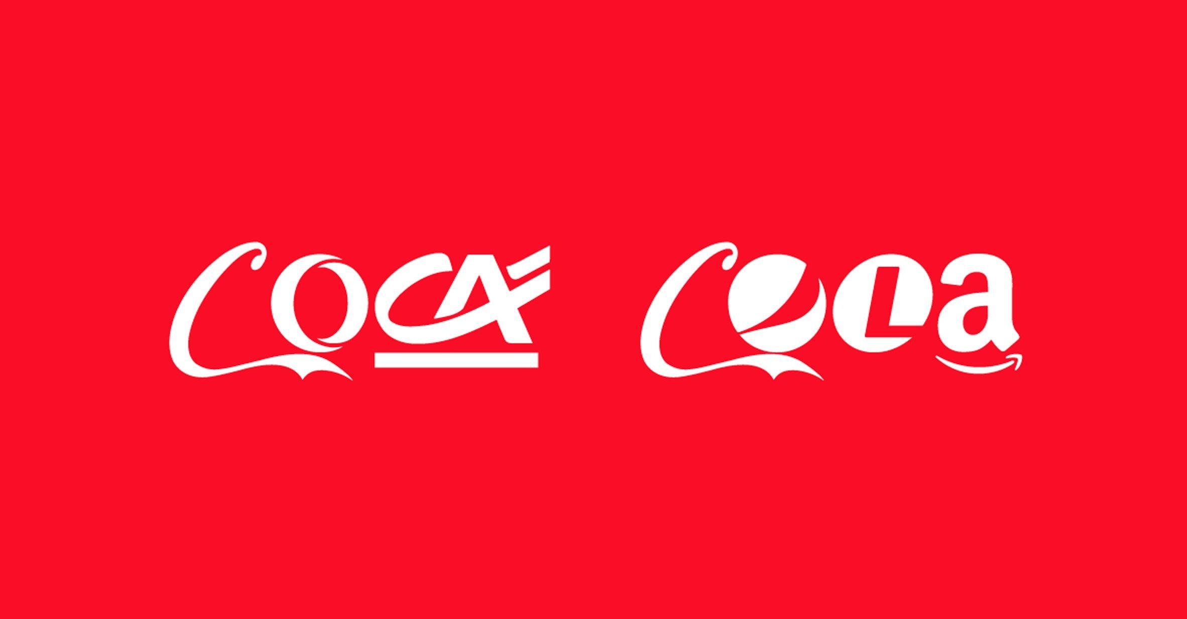 Brand New Roman Font Logo CocaCola