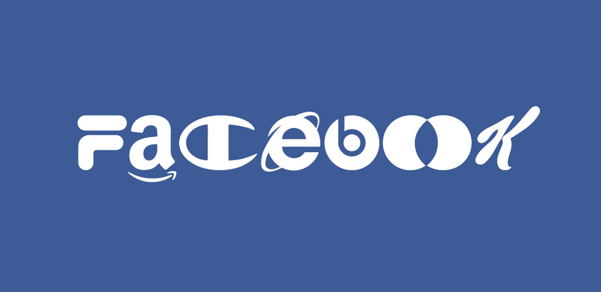 Brand New Roman Font Logo Facebook