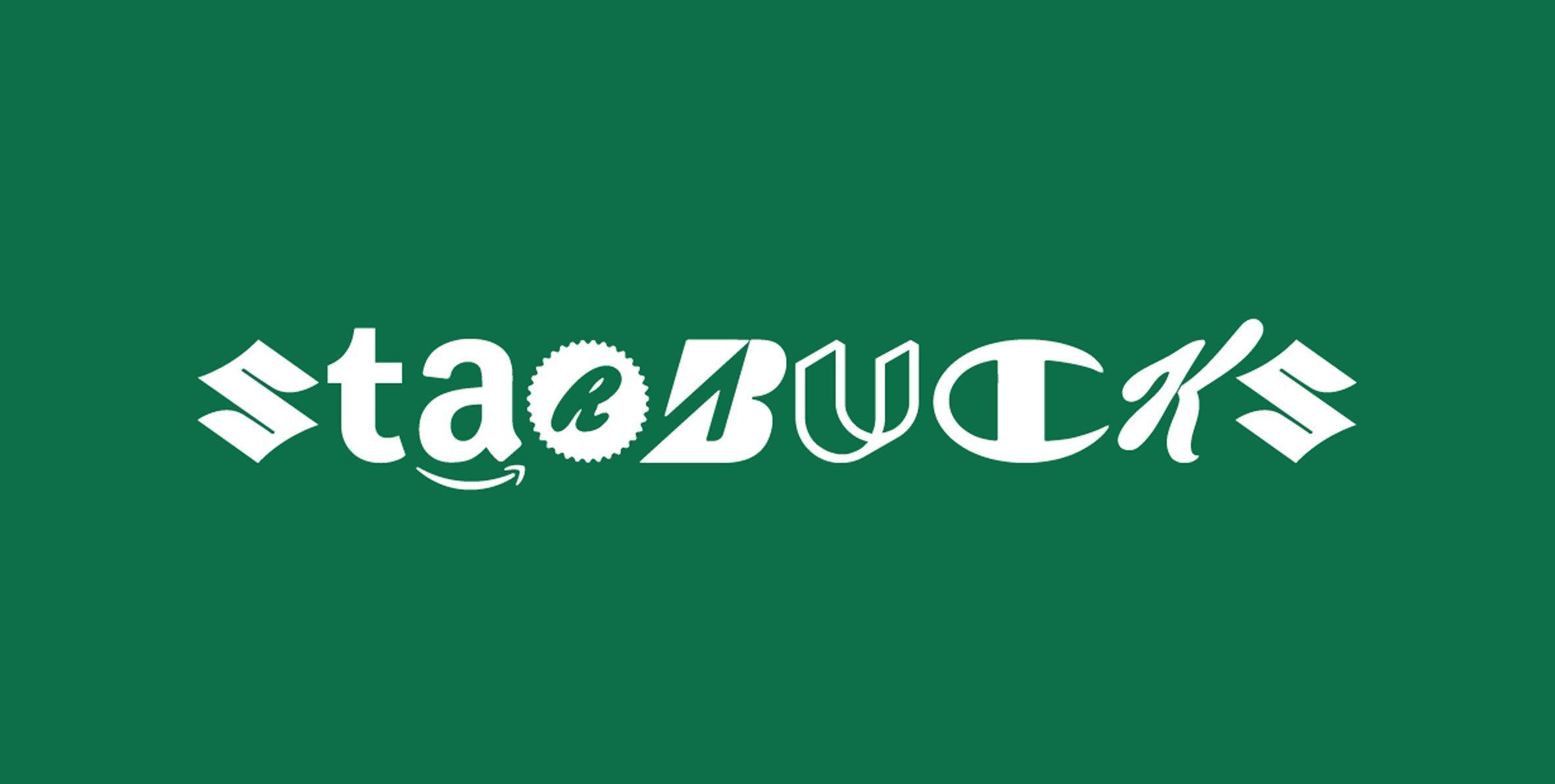 Brand New Roman Font Logo Starbucks