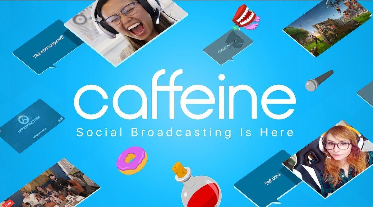 Anche Fox vuole la sua piattaforma di social streaming e mette 100 milioni su Caffeine