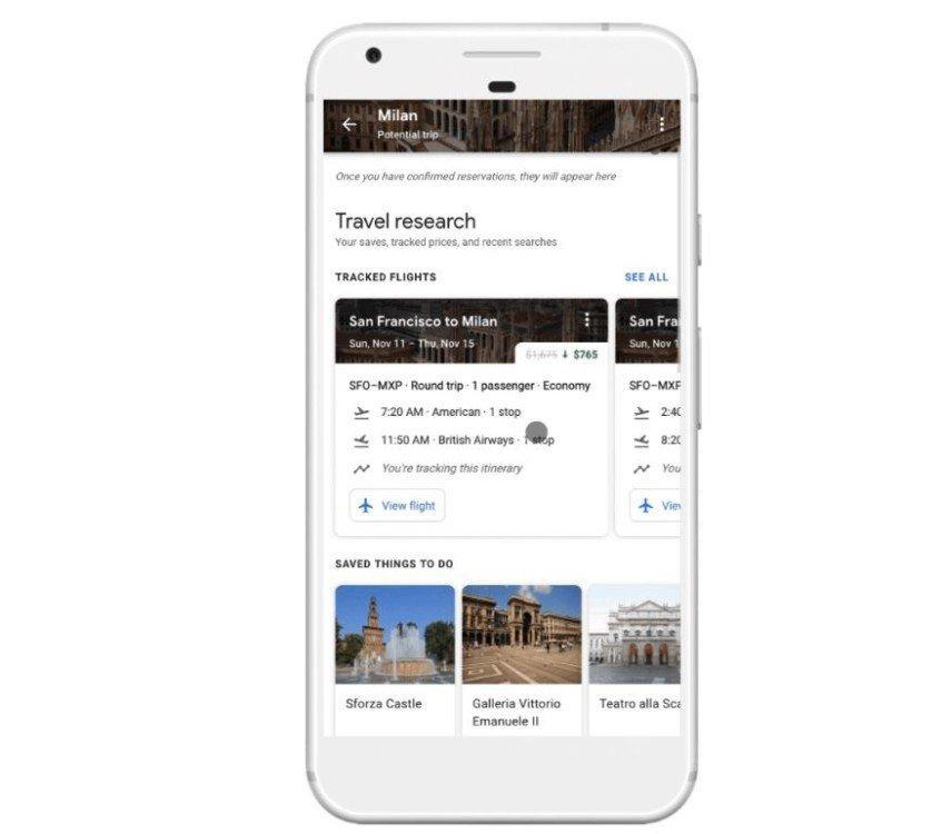 google viaggi