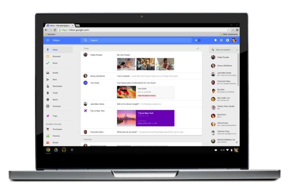 """Google dice addio a InBox: """"Vi aspettiamo tutti su Gmail"""""""
