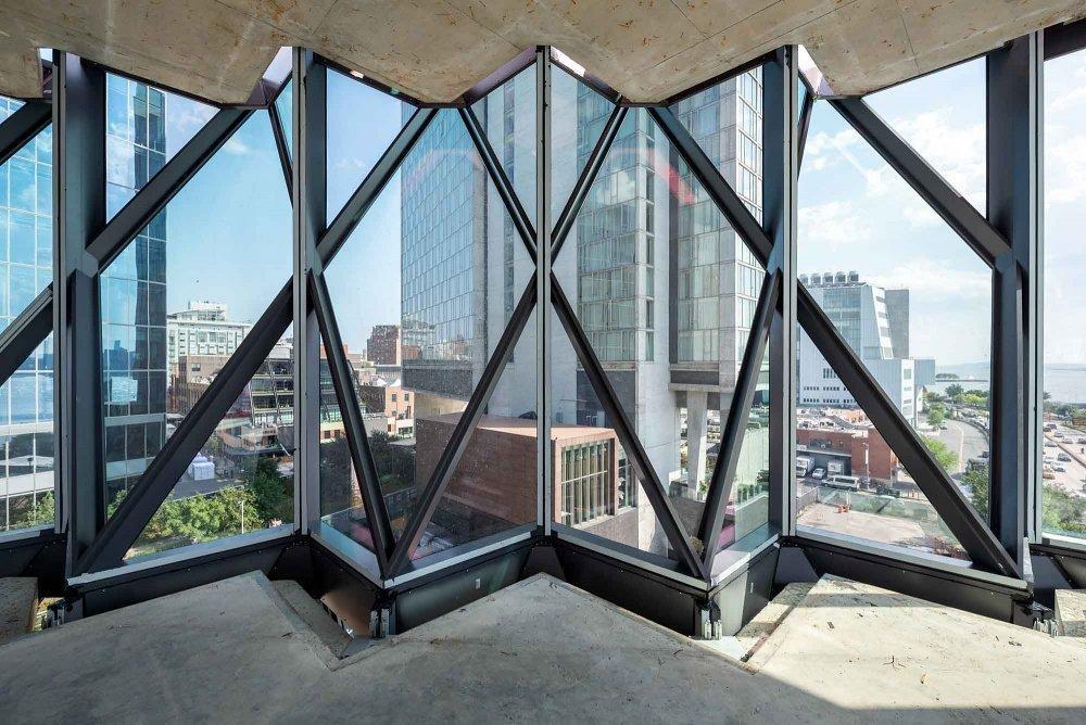New York - Grattacielo 40 tenth avenue Studio Gang