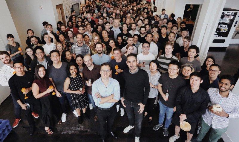 I founder di Instagram Kevin Systrom e Mike Krieger lasciano la società