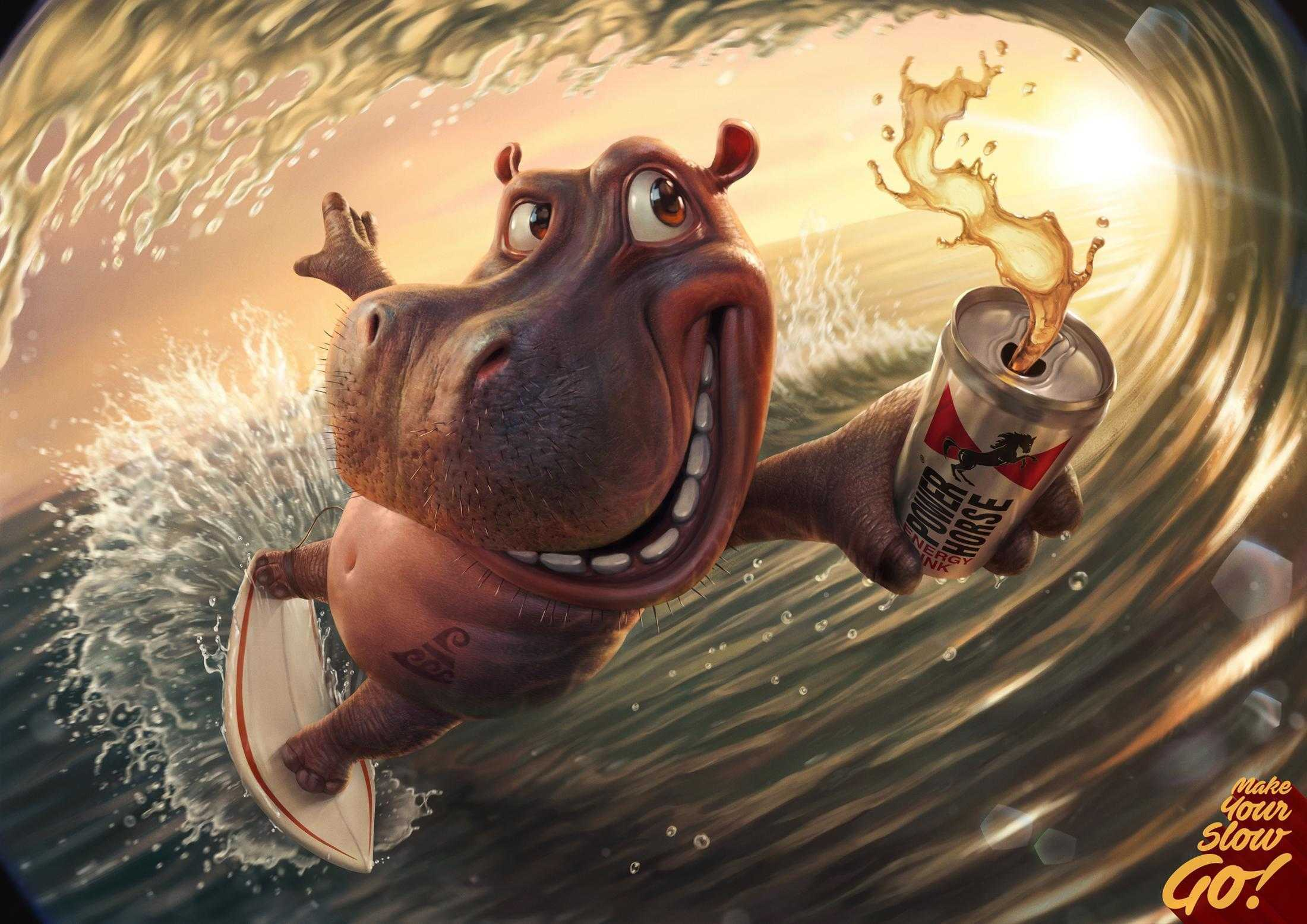 power_horse_hippo
