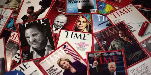 Benioff (Salesforce) si compra Time Magazine per 190 milioni