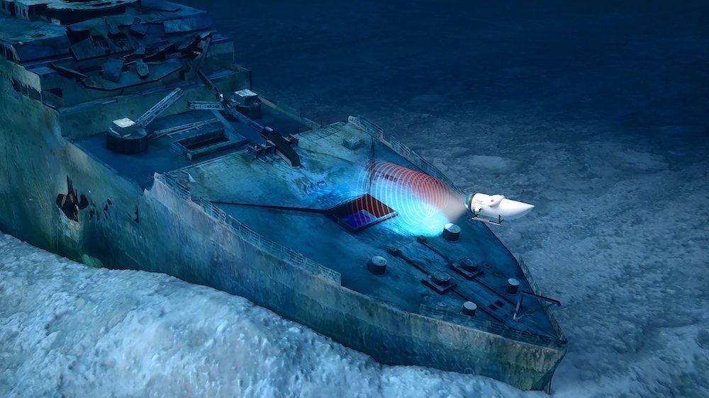 VIDEO Il sottomarino che ti porta sul Titanic (con un ticket da 105 mila euro)