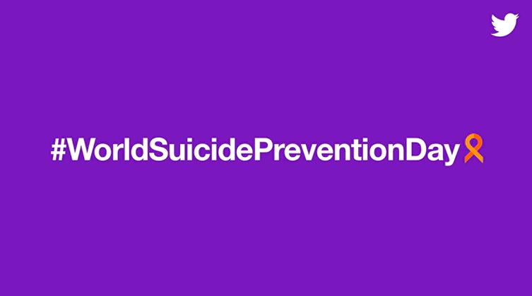 Twitter lancia un emoji per la Giornata Mondiale per la Prevenzione del Suicidio