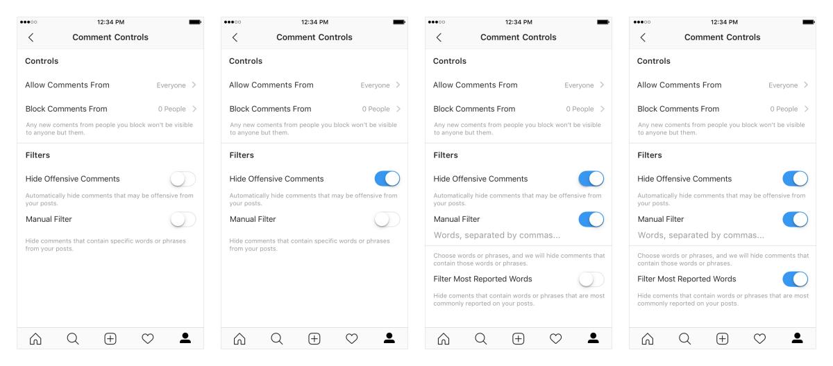 Instagram combatte il cyber bullismo