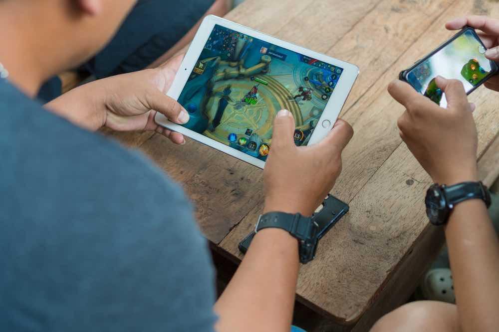 Gli smartphone stanno mettendo il turbo al mercato del gaming