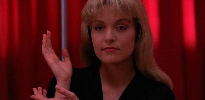 Twin Peaks VR Laura Palmer