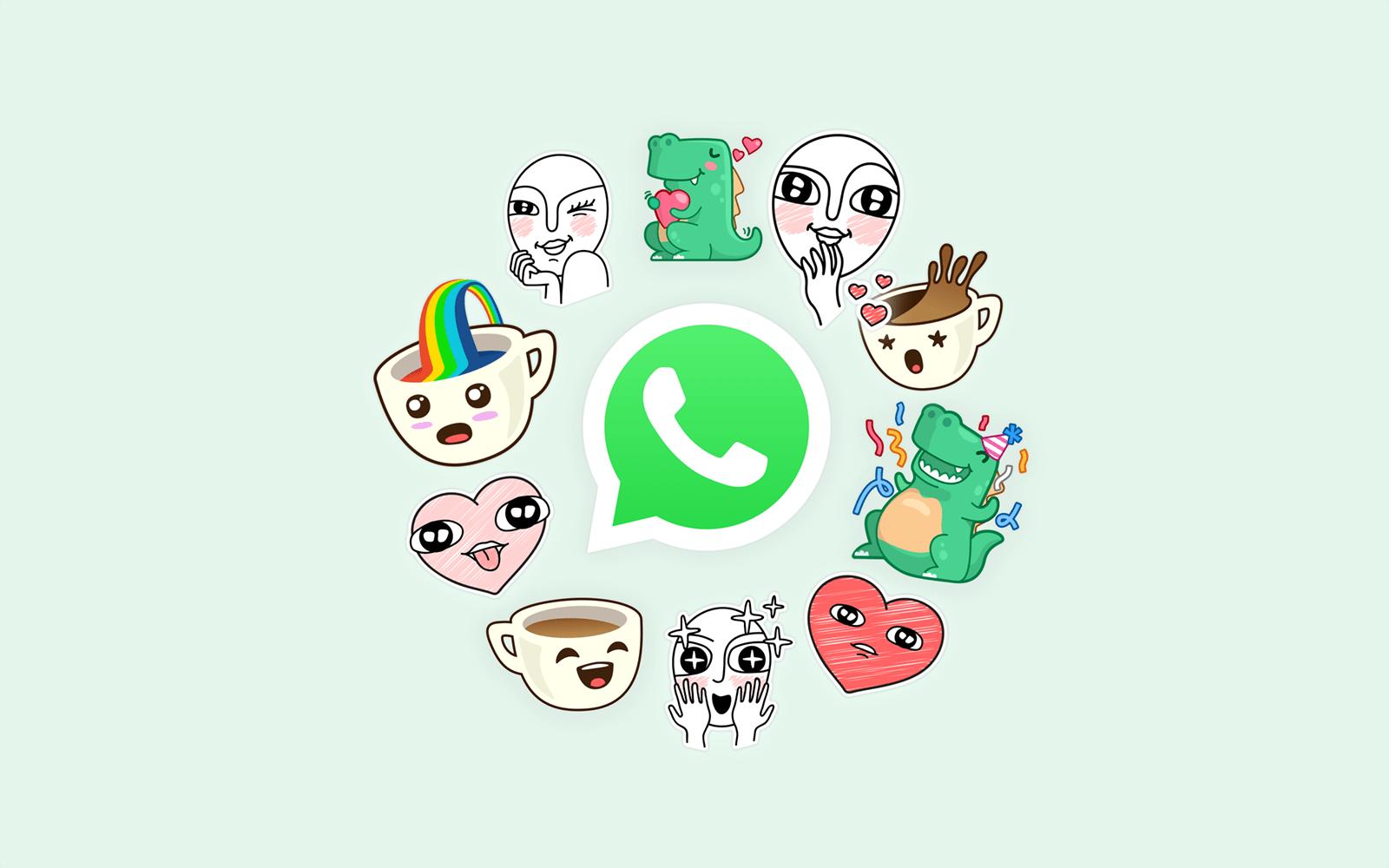 WhatsApp vuole inserire anche gli adesivi nei messaggi