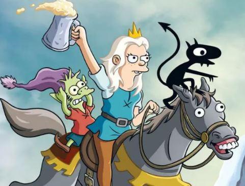 Netflix rinnova la serie del papà dei Simpson per una seconda stagione