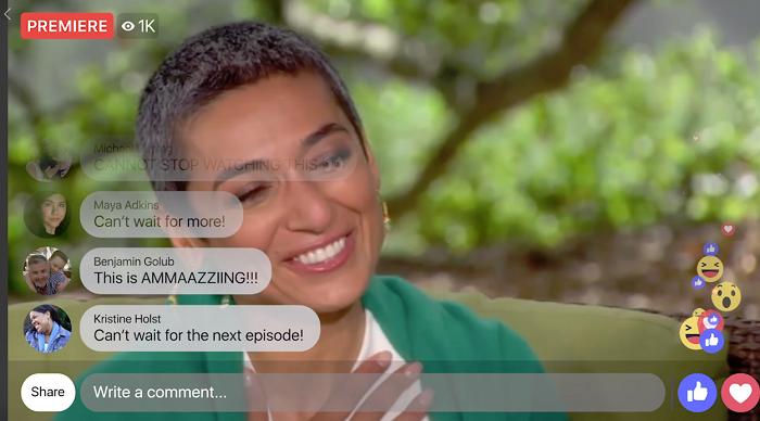 Facebook ha lanciato Premiere, la nuova funzionalità per le video dirette