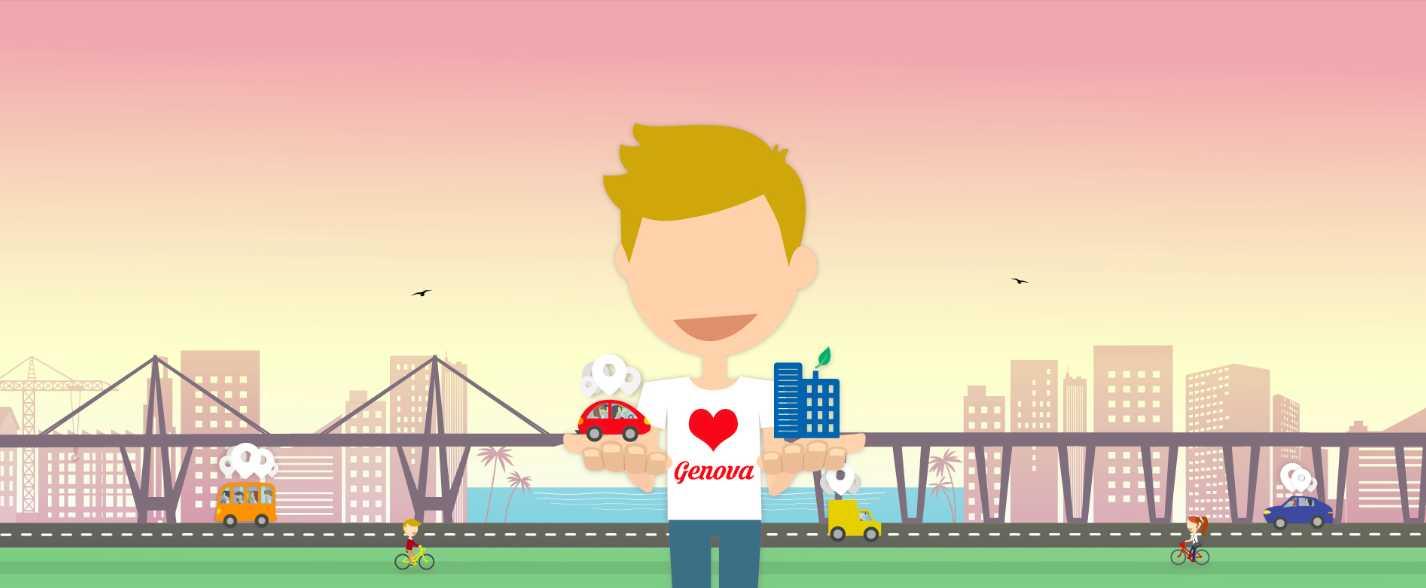 «Così vogliamo aiutare i pendolari di Genova a spostarsi in città»