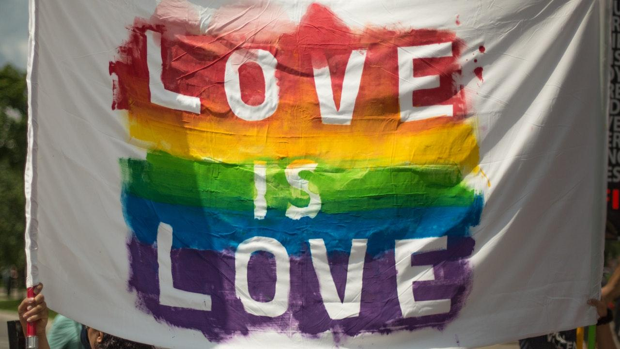 love is love, coming out day