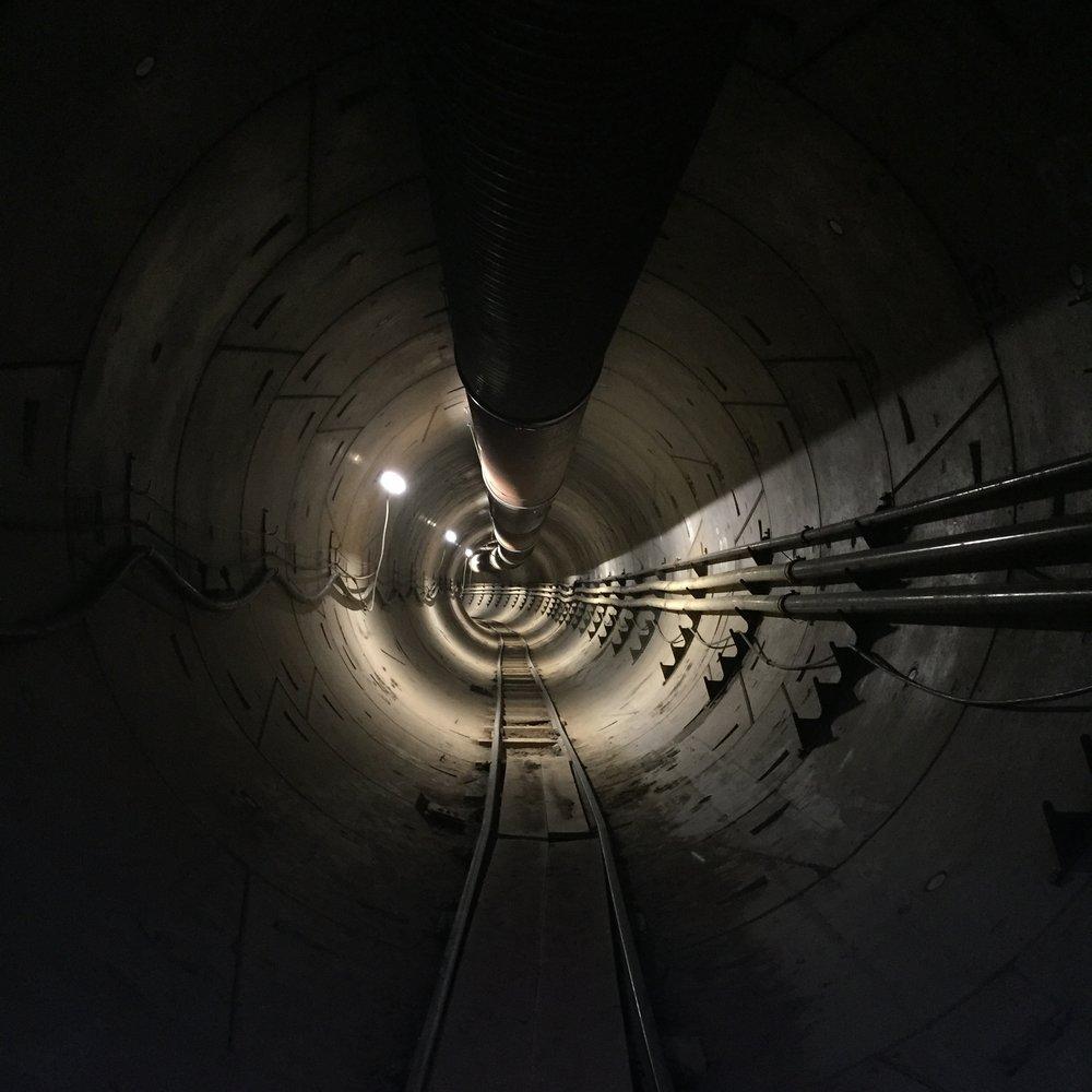 Il primo tunnel di Boring Company aprirà a dicembre (ha detto Elon Musk)
