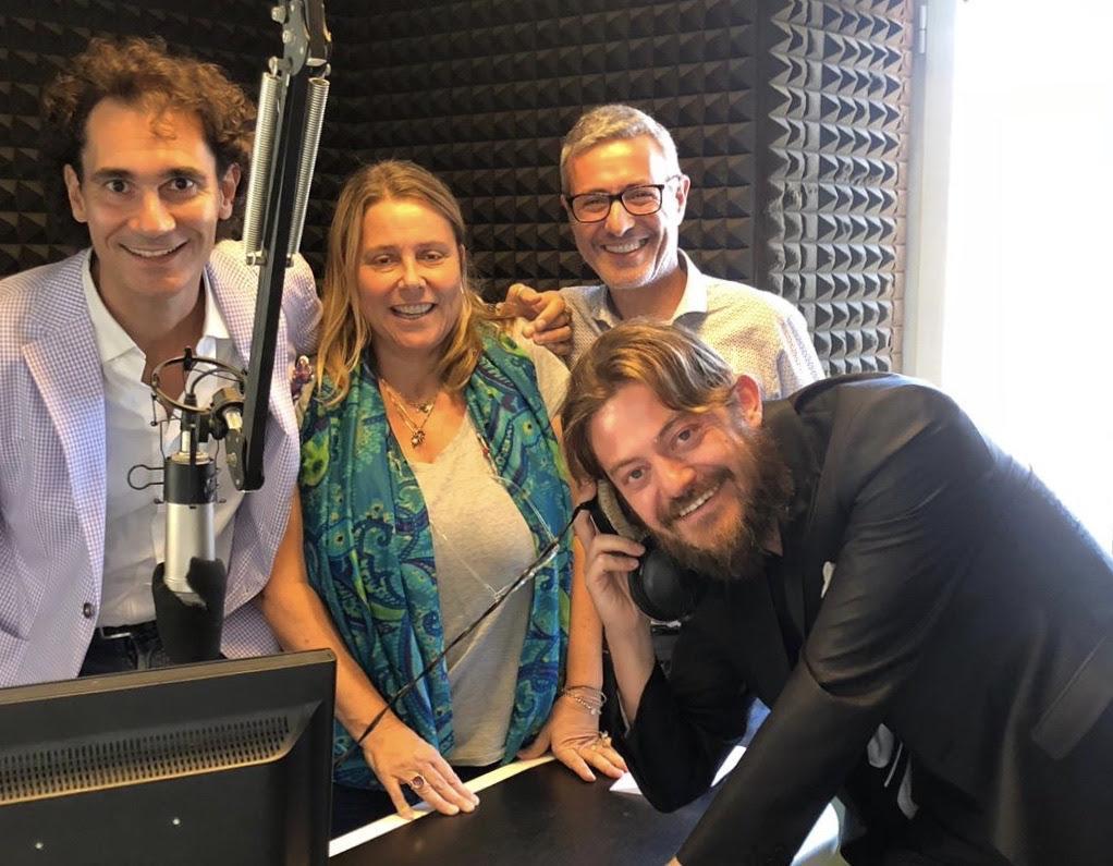 In radio in tutta Italia i contenuti della nostra morning note