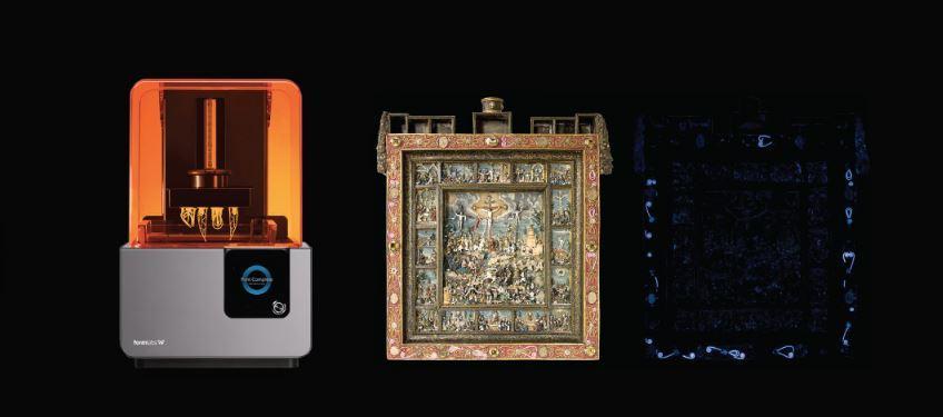 Un progetto riporta in vita le antichità con la stampa 3D