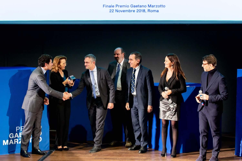 Al MAXXI la festa del Premio Marzotto 2018 (vinto da Cellply)