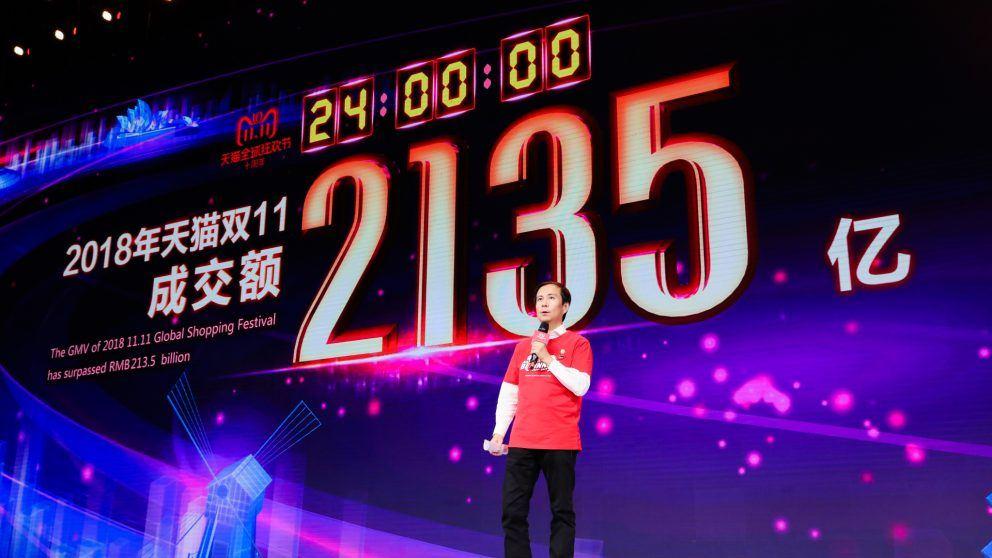 Alibaba ha chiuso un Singles Day (stellare) da 30,8 miliardi di vendite: tutti i numeri