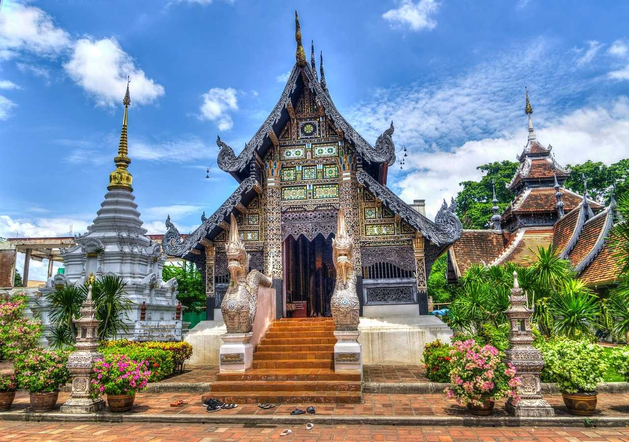 chiang mai, thailandia, digital nomads
