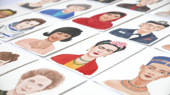 Ecco il gioco da tavolo che racconta le storie delle grandi donne che hanno cambiato il mondo