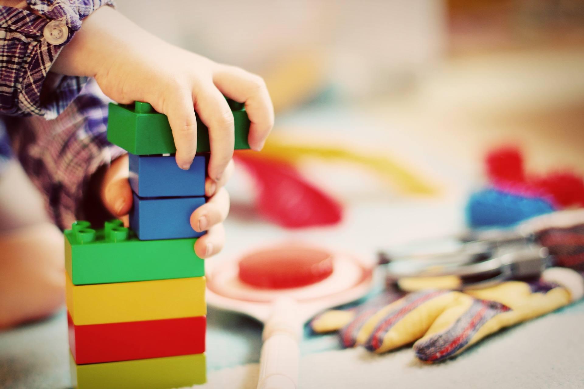 Design per bambini - LEGO