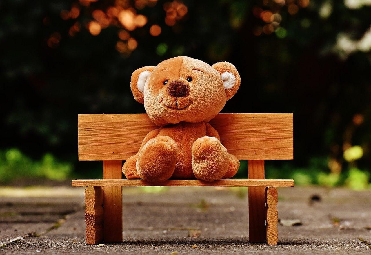 Design per bambini - Teddy
