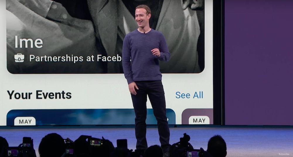 """Facebook cresce, meno. Zuckerberg: """"Enormi opportunità nei video e nelle Storie"""""""