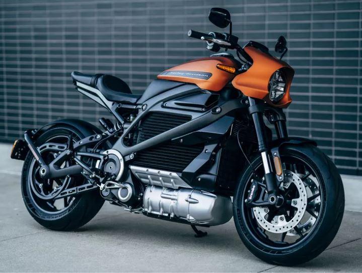 Harley-Davidson presenta la sua prima moto elettrica