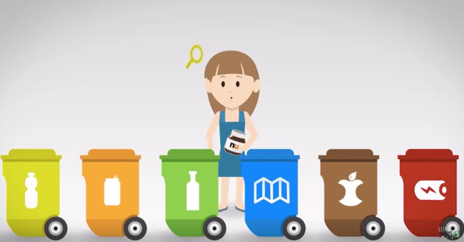 Questa app ti aiuta a differenziare bene i rifiuti (anche quelli elettronici)