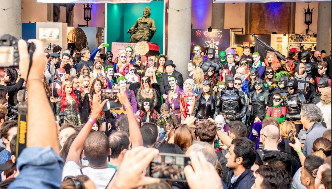 Abbiamo visitato Lucca Comics & Games e vi raccontiamo il meglio del festival di quest'anno