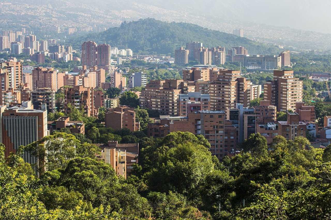 digital nomads, medellin, colombia