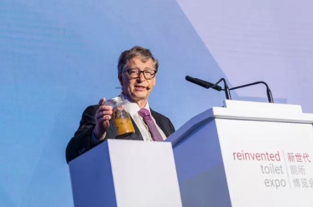 Bill Gates vuole innovare così i bagni di tutto il mondo