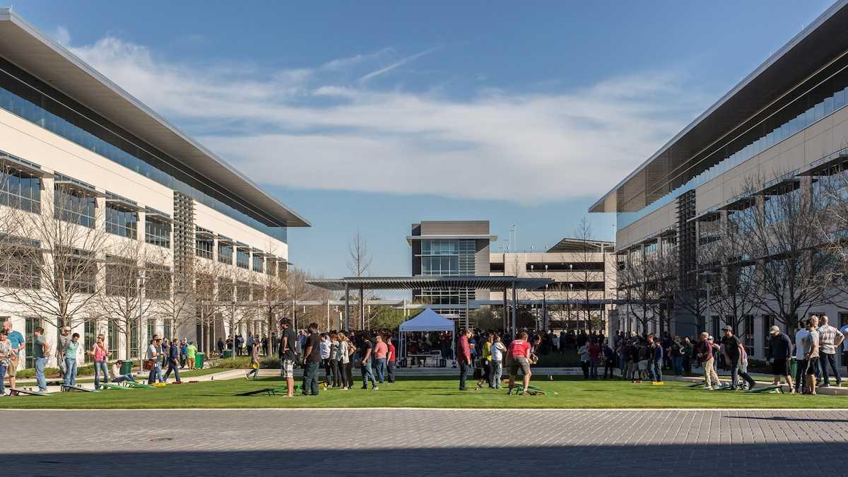 Apple vuole farsi un nuovo campus da 1 miliardo di dollari (e non sarà l'unico)