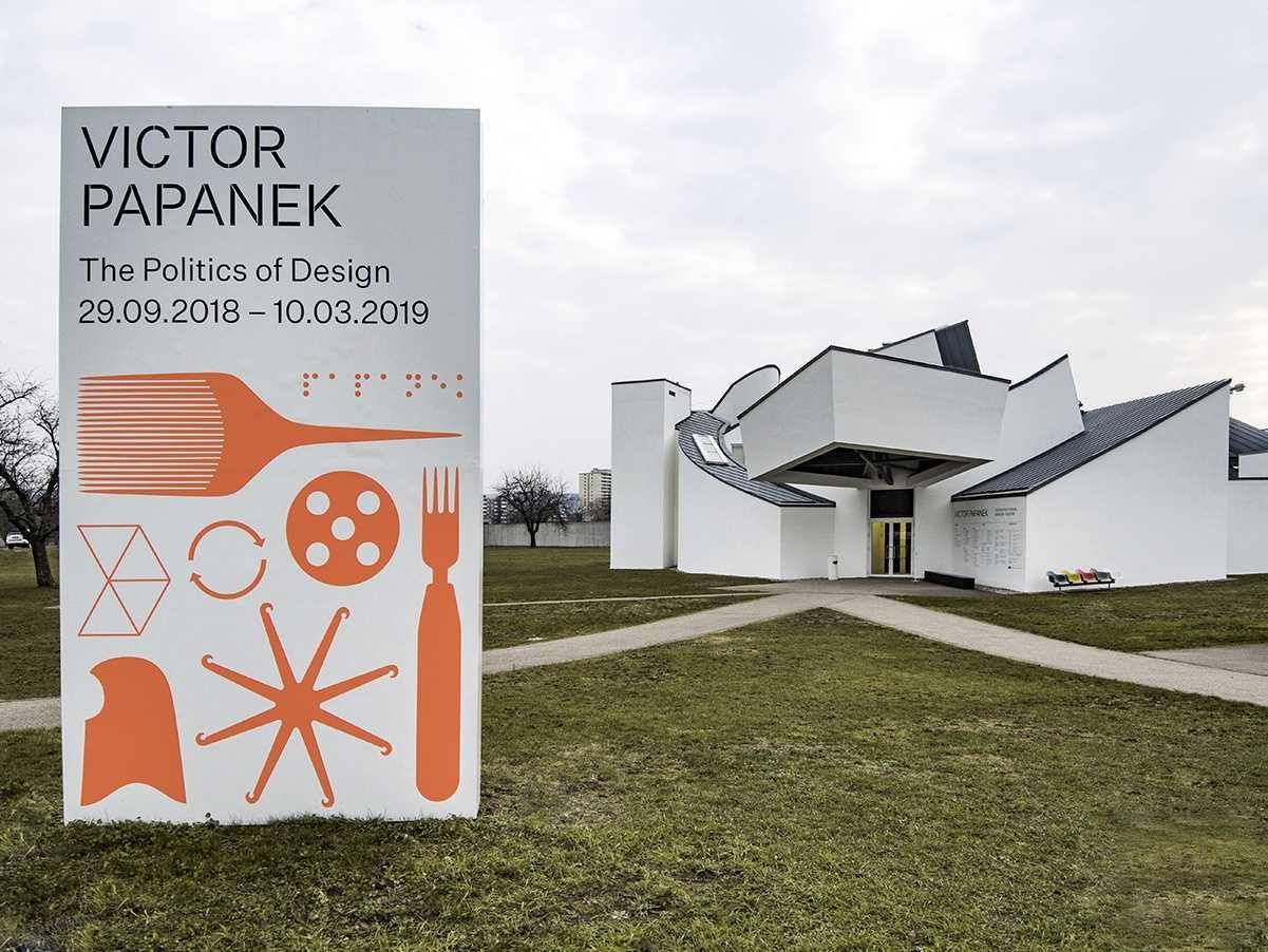 Abbiamo visitato la mostra su Victor Papanek al Vitra Design Museum