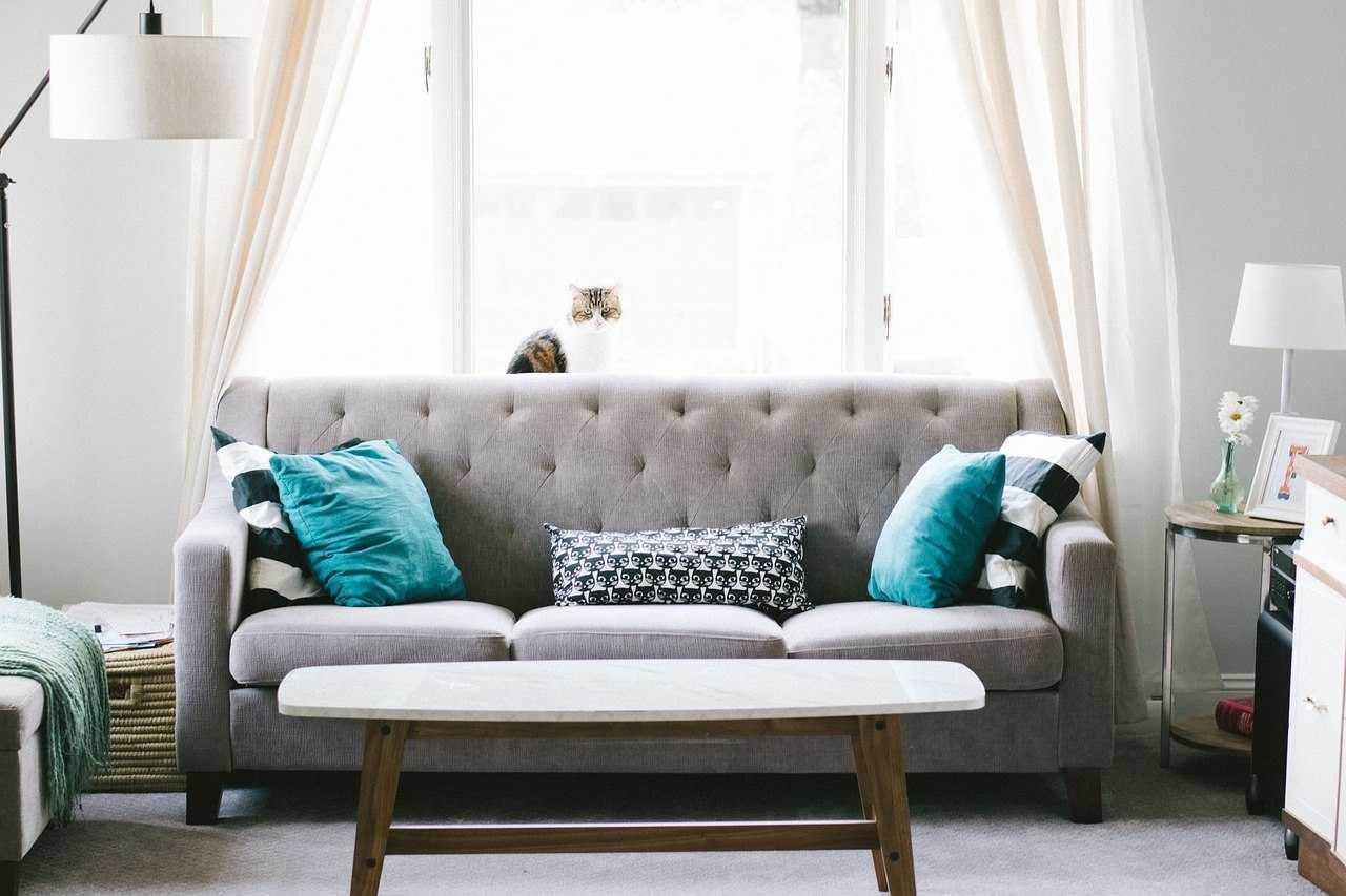 divano, interior design 2018