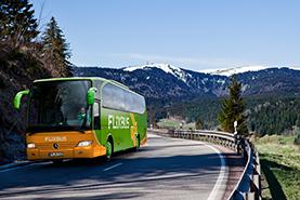 FlixBus raddoppia le prenotazioni nel weekend prenatalizio