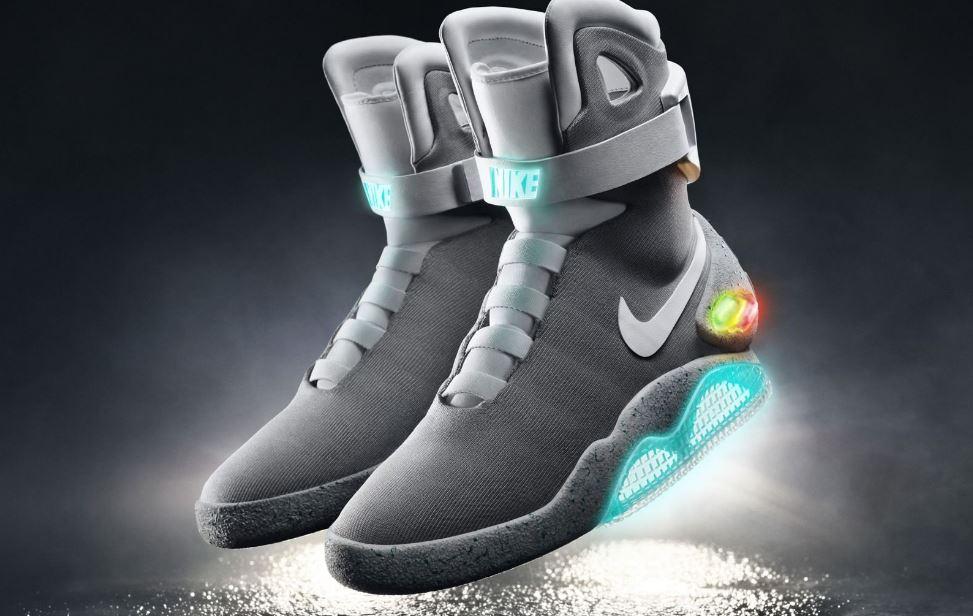 Probabilità popolazione non  Nike metterà in vendita nel 2019 le prime scarpe auto-allaccianti pensate  per il basket