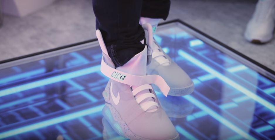 Nike metterà in vendita nel 2019 le prime scarpe auto-allaccianti pensate per il basket