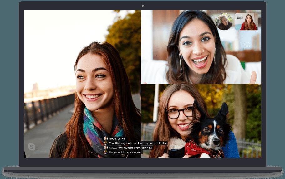 Skype lancia i sottotitoli in tempo reale nelle videochiamate