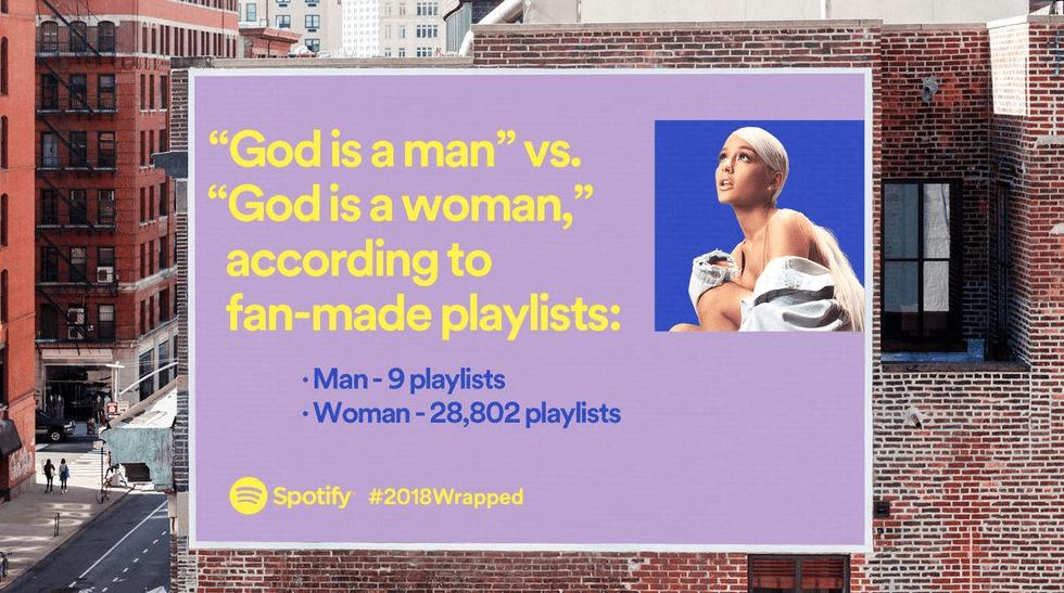 Spotify pubblica la classifica delle canzoni più ascoltate nel 2018 (e ci fa condividere le nostre personali Top 5)